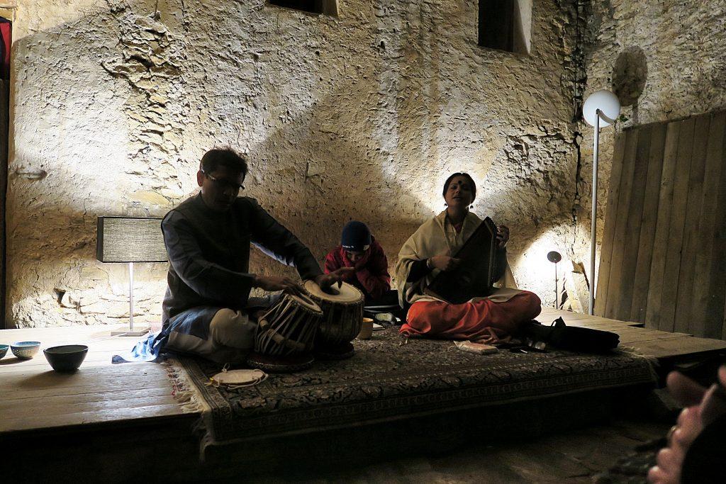 Indrani & Apurba Mukherjee
