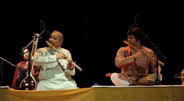 Pandit Hariprasad Chaurasia & Rakesh